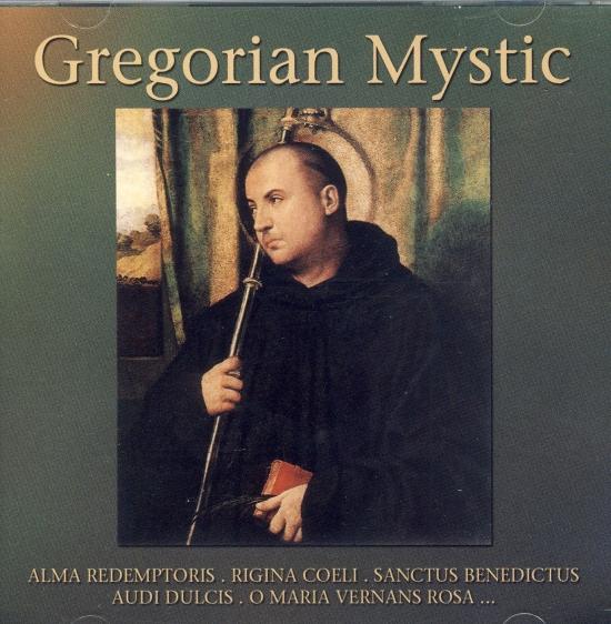 Gregorian Mystic - CD