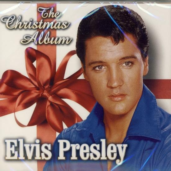Elvis Presley The Christmas Album - CD - Elvis Presley
