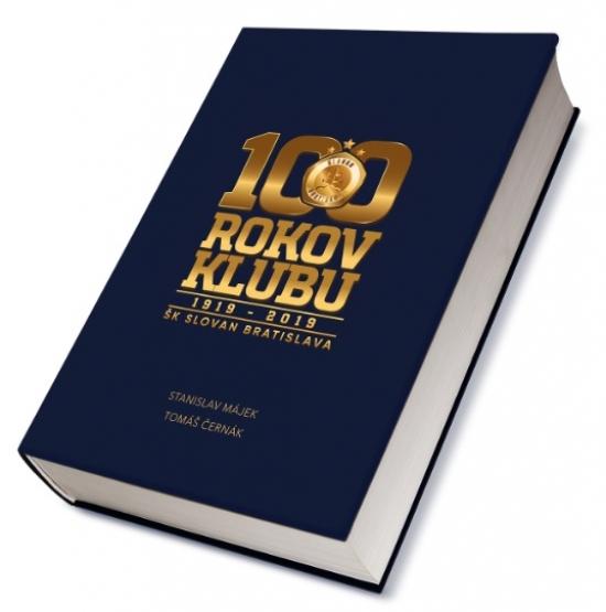 100 rokov klubu (1919-2019) - Stanislav Májek, Tomáš Černák