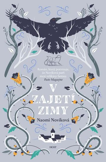 V zajetí zimy - Naomi Noviková