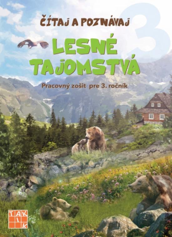 Lesné tajomstvá PZ pre 3 ročník - Zuzana Gahérová