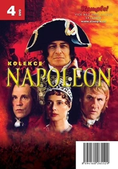 Napoleon - Kolekce 4 DVD