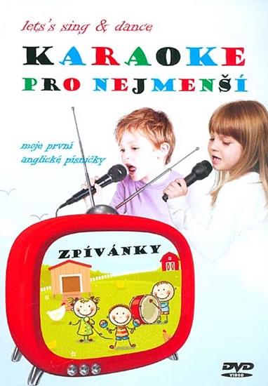 Karaoke pro nejmenší - DVD
