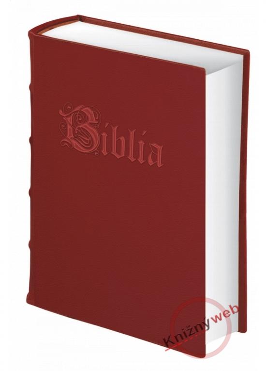 Malá Biblia + darček