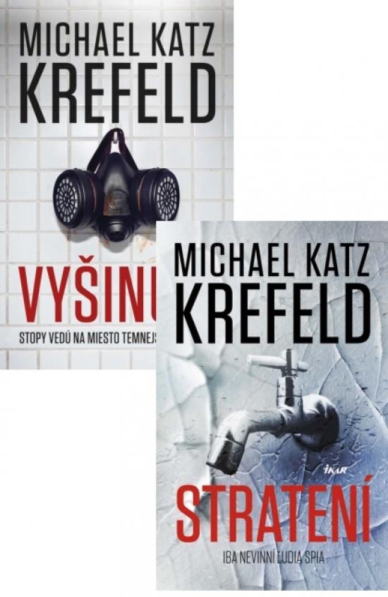 Vyšinutí Stratení KOMPLET - Michael Katz Krefeld