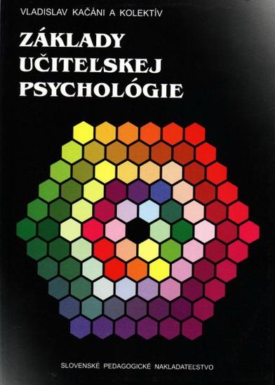 Základy učiteľskej psychológie - 2.dopl.vydanie