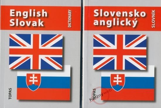 Slovensko anglický slovník / English Slovak Dictionary - Magda Šaturová-Seppová