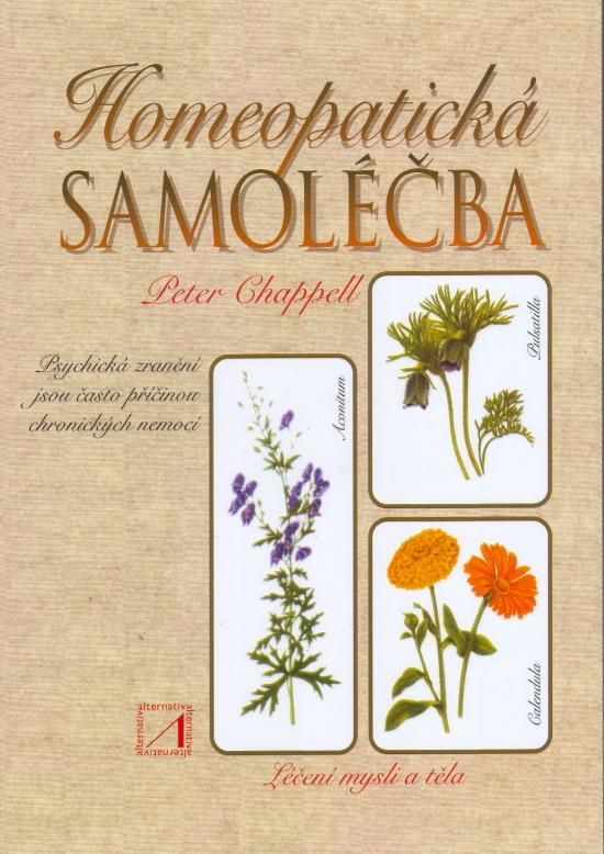 Homeopatická samoléčba - Peter Chappell