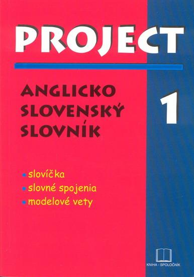 PROJECT 1 - Anglicko-slovenský slovník - Mária Piťová