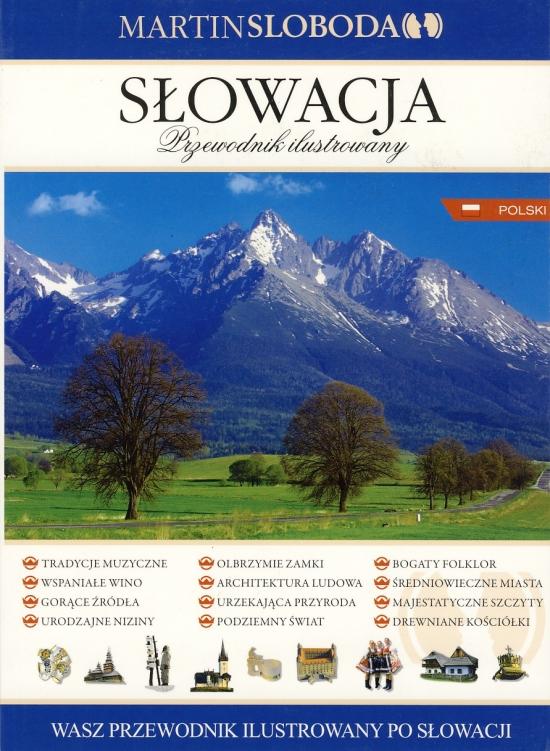 Slovensko obrázkový sprievodca POL - Martin Sloboda