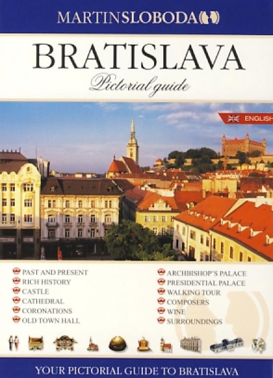 Bratislava obrázkový sprievodca HEB - Martin Sloboda