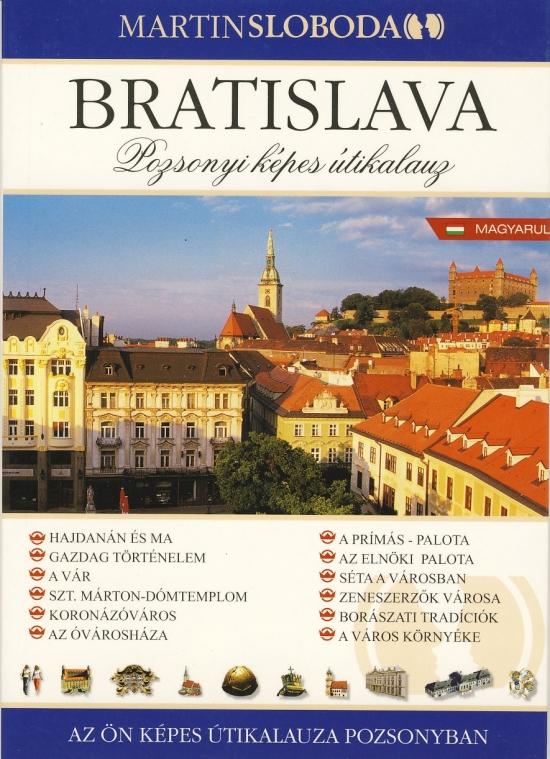 Bratislava obrázkový sprievodca MAD - Martin Sloboda
