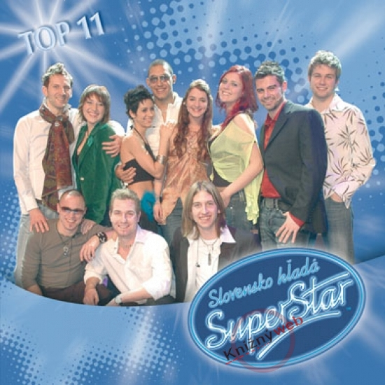MC  Slovensko hľadá Superstar TOP 11 MC (Various Artists)  b9889e266c8