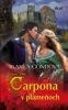 Detail titulu Carpona v plameňoch