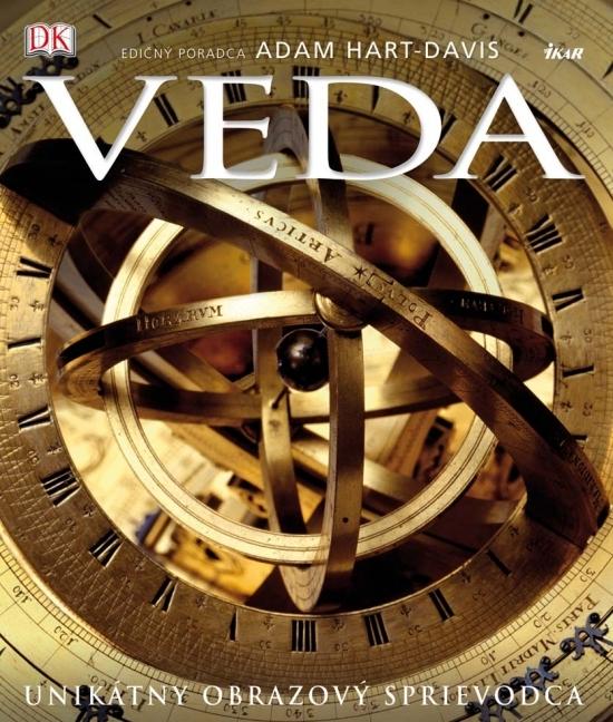 cb42525019ca Kniha  Veda (Kolektív)