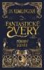 Detail titulu Fantastické zvery a ich výskyt - pôvodný scenár