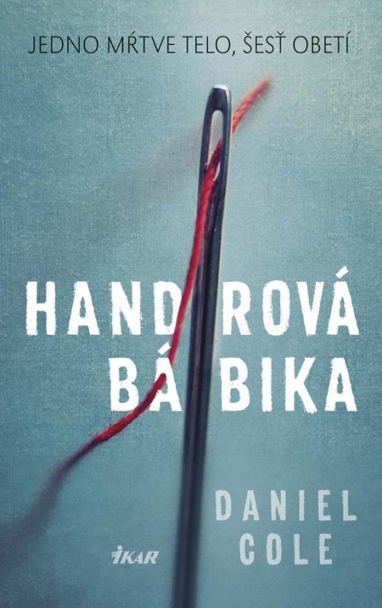 b6157e6b0 Kniha: Handrová bábika (Daniel Cole) | bux.sk