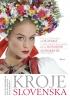 Detail titulu Kroje Slovenska, Folk Costumes of Slovakia, Costumes populaires de la Slovaquie, Slowakische Trachten