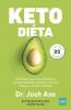 Detail titulu Ketodiéta - 30-dňový plán ako schudnúť, vyvážiť hladinu hormónov, posilniť zdravie mozgu a zvrátiť choroby