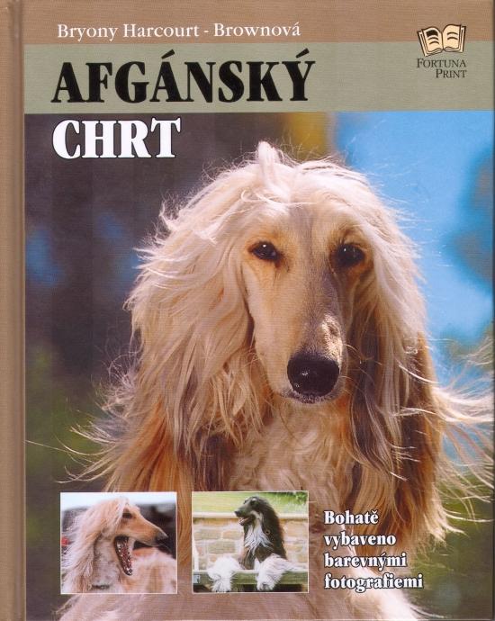 04eaabd3df1 Kniha  Afgánský chrt (Bryony Harcourt-Brownová)