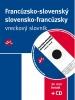 Detail titulu Francúzsko-slovenský slovensko-francúzsky vreckový slovník + CD