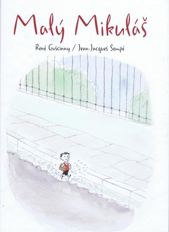 Kniha Malý Mikuláš (René Goscinny)