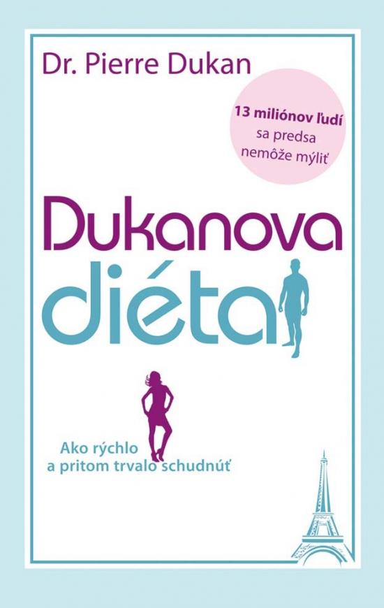 849b1aa92 Kniha: Dukanova diéta (Pierre Dukan) | bux.sk