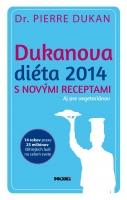 Detail tovaru Dukanova diéta 2014 s novými receptami. Aj pre vegetariánov