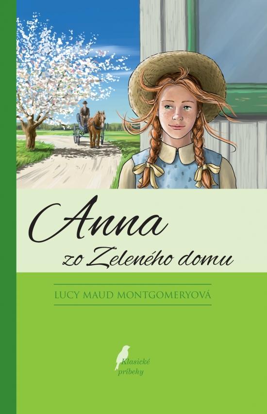 Výsledek obrázku pro anna zo zeleného domu kniha