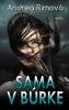 Detail titulu Sama v búrke