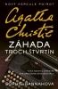 Detail titulu Záhada troch štvrtín (Agatha Christie)