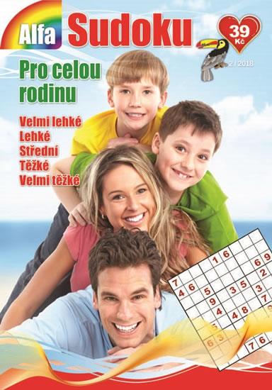 Paperback: Alfa sudoku pro celou rodinu 18 / 02 (autor