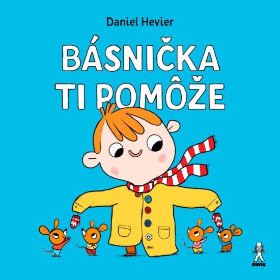 bb7710c0f Kniha: Básnička ti pomôže (Daniel Hevier)   bux.sk