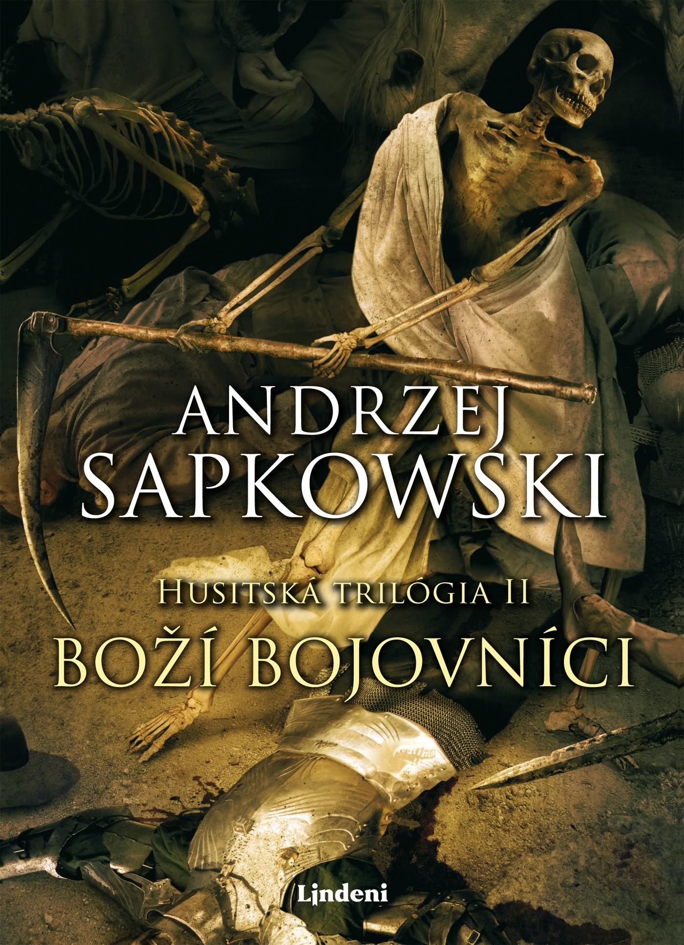 Kniha Boží bojovníci (Andrzej Sapkowski)
