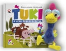 Detail titulu Ťuki a jeho dobrodružstvá kniha + plyšová hračka Ťuki