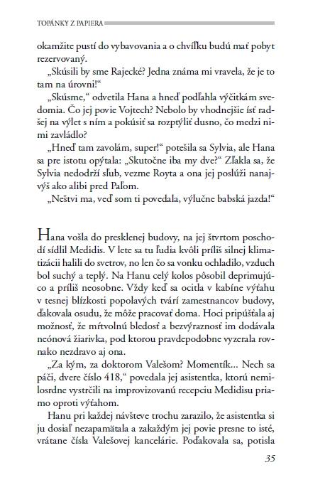 2108a80c9 Kniha: Topánky z papiera (Denisa Fulmeková)   bux.sk